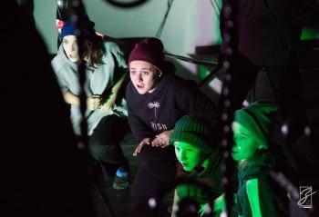 Воспитанники театра-студии «Зеркало» собирают деньги на лечение онкобольных детей