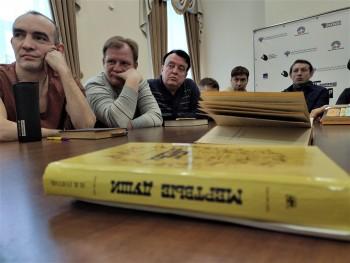 Труппа Нижнетагильского драматического театра приступила к работе над «Мёртвыми душами»