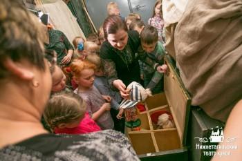 Театр кукол запускает серию экскурсий о войне