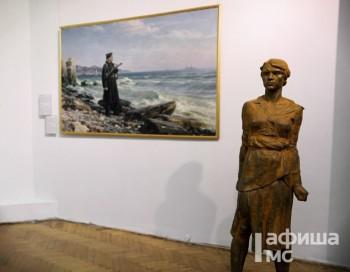 Музей изобразительных искусств приглашает на выставку «Грозно грянула война»