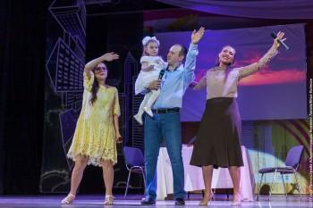 В этом году участники городского конкурса «Молодая семья» будут петь военные песни и танцевать вальс Победы