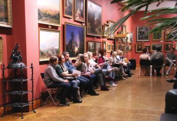 Музей искусств отменяет открытия выставок и ограничивает посещение мастер-классов и экскурсий