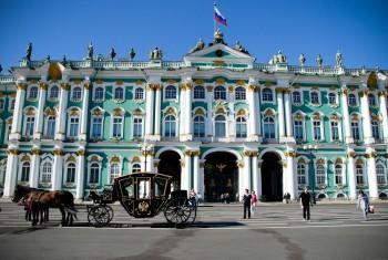 Эрмитаж был признан самым посещаемым музеем в России