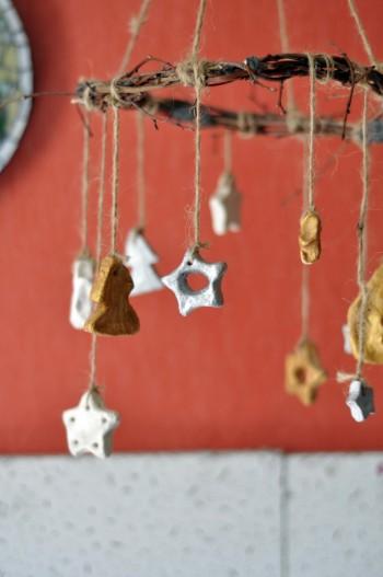 Идея для дома: мастер-класс от тагильской художницы по созданию декоративной подвески на стену
