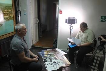 Екатеринбургский режиссёр снял в двух музеях Нижнего Тагила документальный фильм