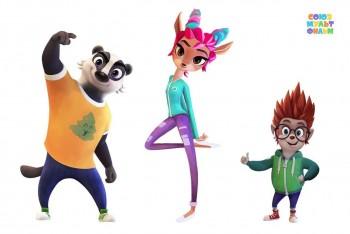 «Союзмультфильм» показал новых героев перезапуска мультфильма «Ну, погоди!»