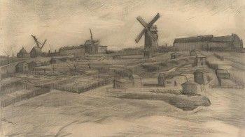Специалисты нашли две неизвестные работы Ван Гога