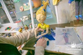 Много зелени, цветов и волшебства. Театр кукол покажет легендарную сказку Ганса Христиана Андерсена
