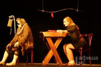 Страдания морфиниста принесли победу актёрам ЕГТИ на фестивале студенческих спектаклей в Нижнем Тагиле