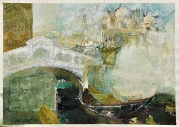 В музее искусств покажут работы декана худграфа НТГСПИ