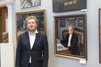 Тагильчане увидят работы московского иконописца Филиппа Москвитина