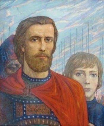Картины всемирно известного художника выставят в музее искусств Нижнего Тагила