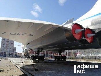 Единственный в мире интерактивный музей на базе первого сверхзвукового самолёта откроют в Казани в этом году