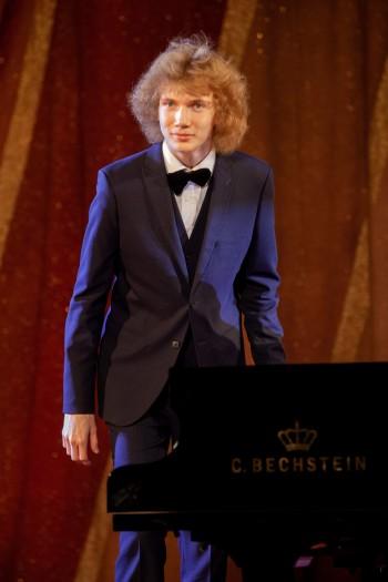 Концерт Ивана Бессонова в Нижнем Тагиле