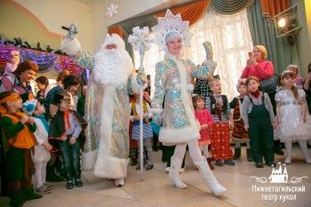 Новый год в Театре кукол
