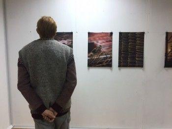 Открытие выставки «Путешествия/Работа в процессе»