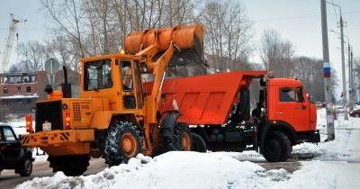 Тагильский общественник предупредил об эвакуации машин, мешающих уборке снега в центре города