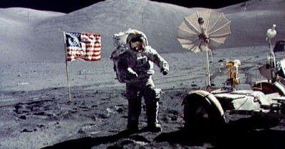 Трамп подписал директиву о возобновлении лунной программы