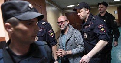 СКрешил перевести Алексея Малобродского под домашний арест