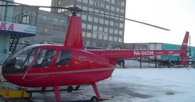 Судебные приставы арестовали вертолёт у завода-должника в Качканаре