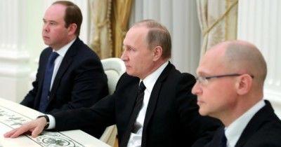 «Коммерсантъ» назвал кандидатов на должность главы предвыборного штаба Путина