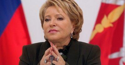 Матвиенко анонсировала новые отставки губернаторов в 2018 году