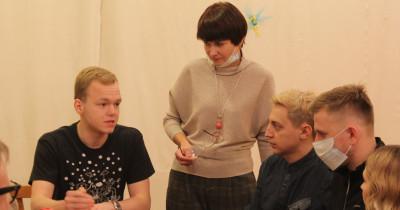 В Молодёжном театре готовят камерную сказку о народах севера