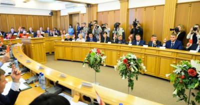 В Екатеринбурге на довыборах вгордуму победу одержали единороссы