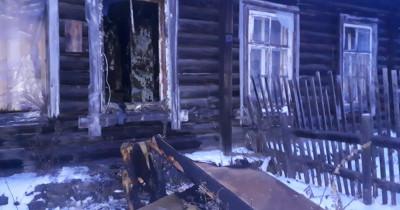 «Уснул с непотушенной сигаретой». В пожаре под Нижним Тагилом погиб 59-летний мужчина