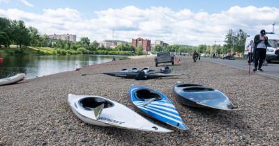 Поболеть за спортсменов и покататься на SUP-досках на реке Тагил смогут все желающие в эти выходные