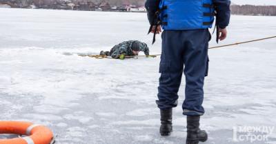 С 14 апреля жителям Нижнего Тагила запрещено выходить на лёд городских водоёмов