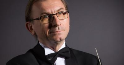 Главный дирижёр филармонии Нижнего Тагила Владимир Капкан стал заслуженным работником культуры РФ