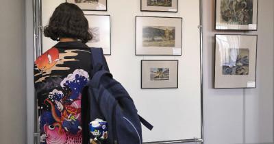В Нижнем Тагиле открылась выставка мастера этюда Вилена Мухаркина