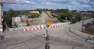 Провайдер «СетиТагила» установит ещё две камеры для онлайн-трансляции стройки моста на Циолковского