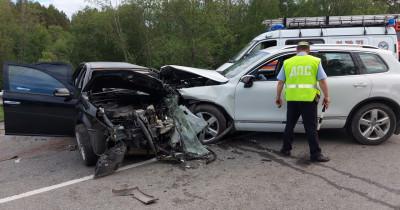 Под Нижним Тагилом пьяный водитель устроил смертельное ДТП
