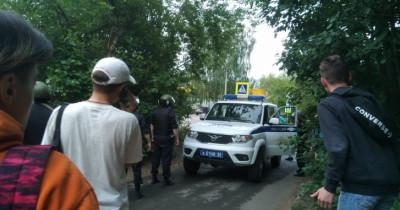 В Екатеринбурге раненную экс-полицейским девочку перевели из реанимации
