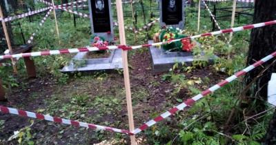 На кладбищах Нижнего Тагила участились случаи краж металлических оградок