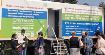 Привитые «ЭпиВакКороной» жители Нижнего Тагила смогут сдать бесплатный тест на антитела