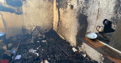 В Нижнем Тагиле бабушка из-за оставленной свечи устроила пожар
