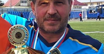Сотрудник «Уралвагонзавода» стал чемпионом России по футболу