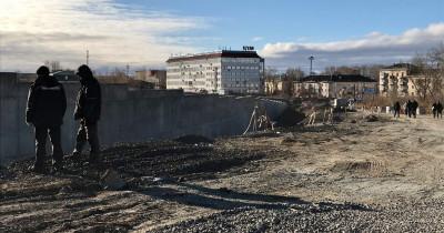 Мост на улице Циолковского в Нижнем Тагиле в этом году не откроют