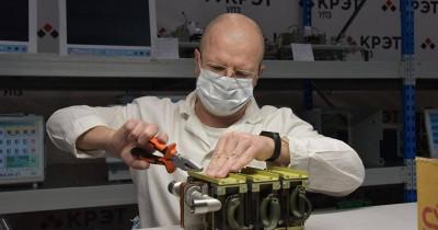 Уральскому заводу выделят 630 млн рублей на разработку новых аппаратов ИВЛ