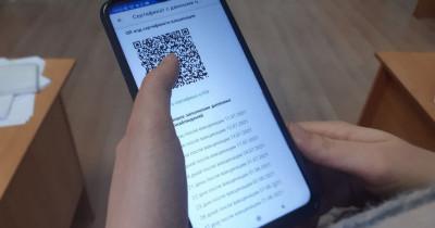 Полиция Свердловской области попросила сообщать о продавцах поддельных QR-кодов