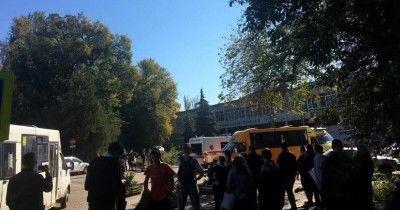 Число погибших при атаке на колледж в Керчи выросло до 20 человек