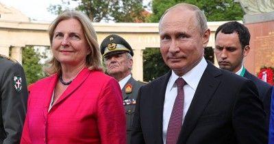 Глава МИД Австрии отменила визит вРоссию из-за шпионского скандала