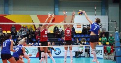 «Уралочка-НТМК» проиграла в стартовом матче чемпионата России