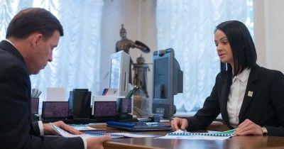 СМИ: Губернатор Евгений Куйвашев решил неувольнять Ольгу Глацких
