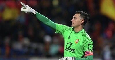 Вратарь сборной России по футболу Габулов объявил о завершении карьеры
