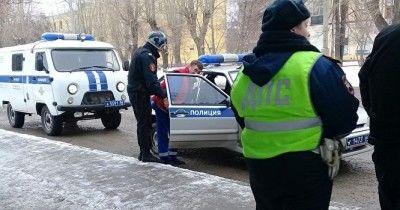 В поножовщине вавтобусе Каменска-Уральского подозревают пьяного дворника