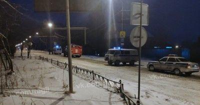 В Нижнем Тагиле полиция и МЧС перекрыли улицу Челюскинцев